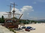 Varna's strand - Mr.Baba restаurant