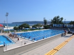Varna's strand - Zwembad