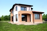 Nieuwbouw villa met vrij uitzicht