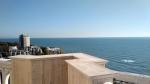 Fantastisch 180 graden uitzicht over de Zwarte zee